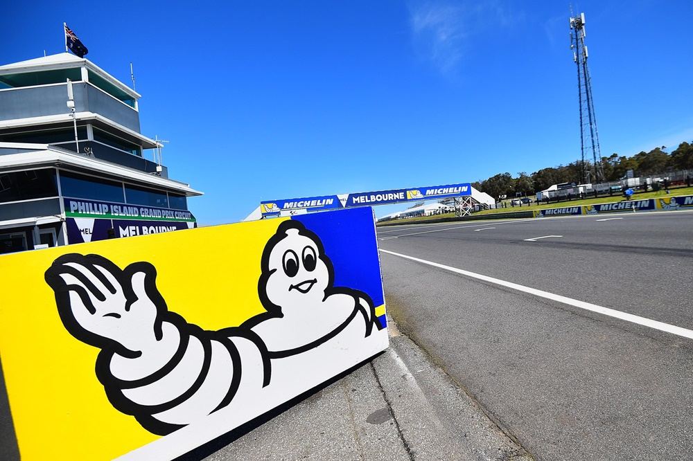 Компания Michelin продолжит поставлять резину в MotoGP до 2023 года