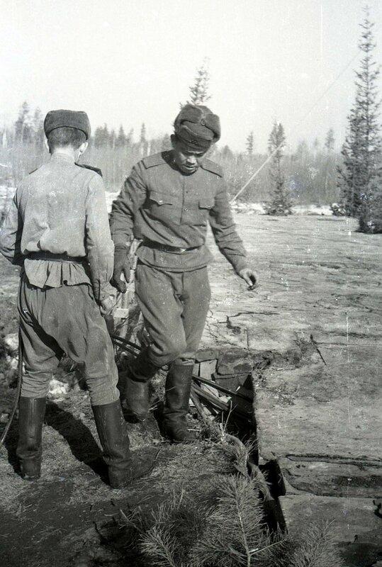 1960-е. Будни военного городка