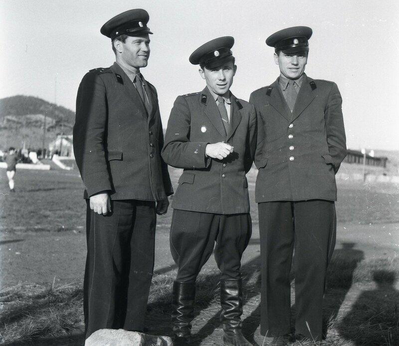 Защитники 1960-х