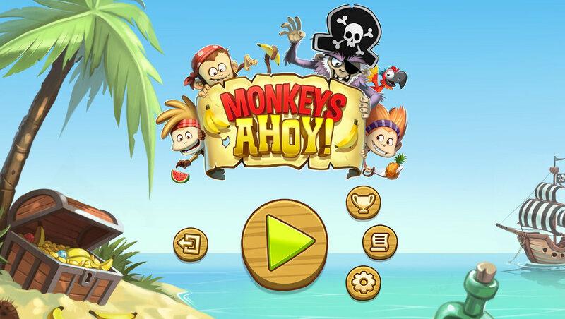 Monkey Ahoy