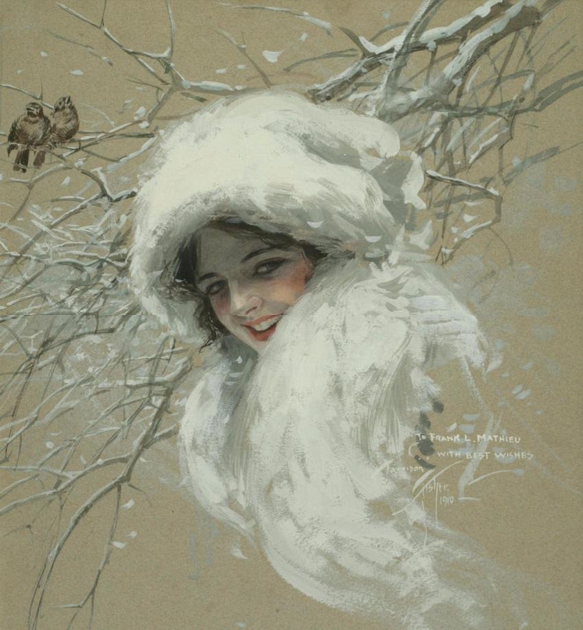 Snowbirds , 1910