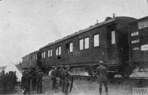 Поезд генерала Генри Сеймура Роулинсона. 1919