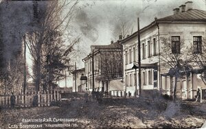 Административное здание (1-е справа) ремесленного училища