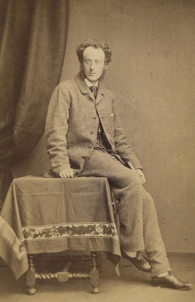 1863. Джон Эверетт Милле  (8 июня 1829 — 13 августа 1896) — крупный английский живописец, один из основателей Братства прерафаэлитов