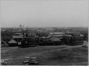 Вид на город с Троицкой церкви