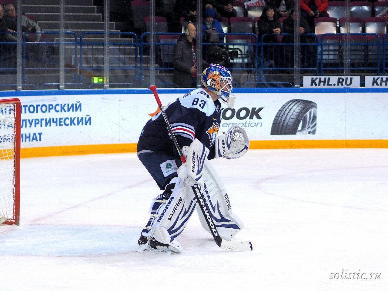 63 Металлург - Сибирь 09.11.2017