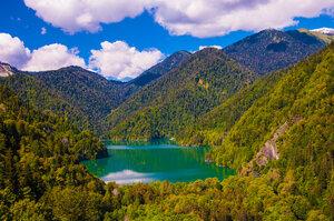 """Озеро """"Рица"""""""