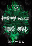 29.10 Morbital / Internal Damage / Terror Striker / Hekata - LES TWIN