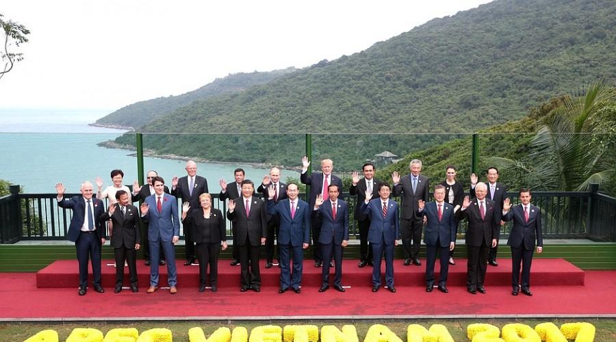 Во Вьетнаме завершился саммит АТЭС