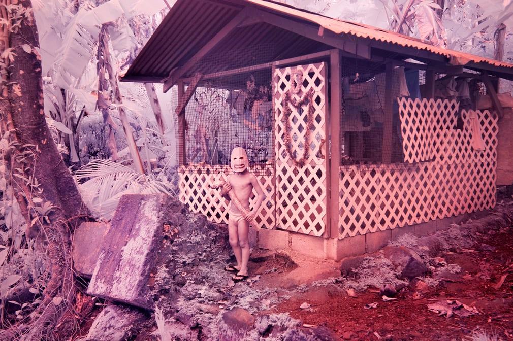 Остров детей-дальтоников