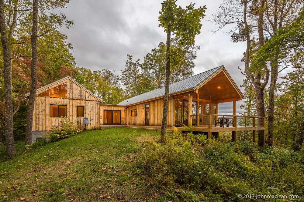 Интерьеры. Резиденция в Северной Каролине