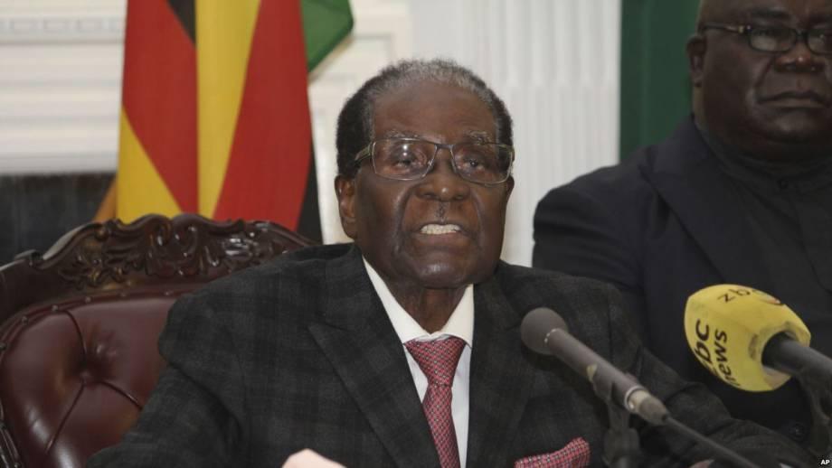 Зимбабве: законодатели планируют во вторник запустить процесс импичмента Мугабе