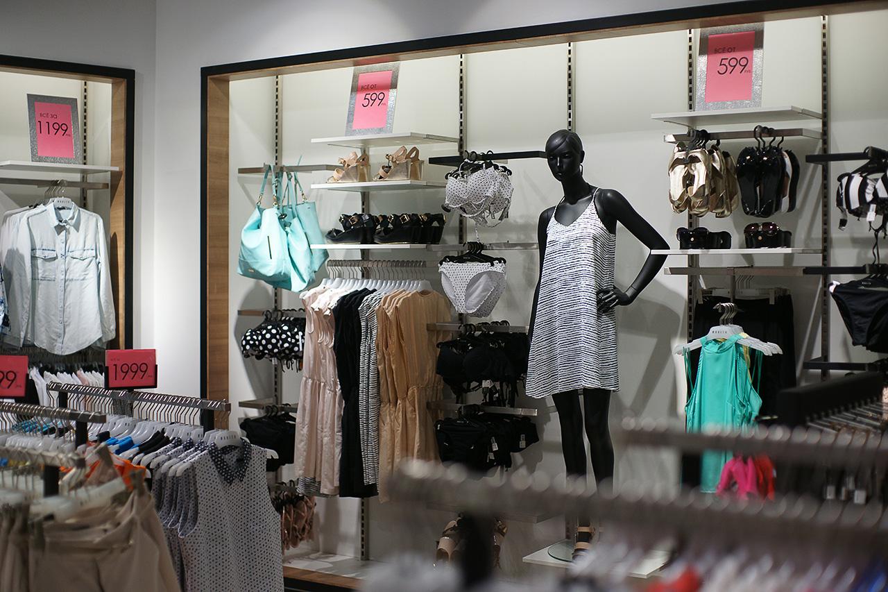 фотосъемка для презентации магазинов и торговых центров
