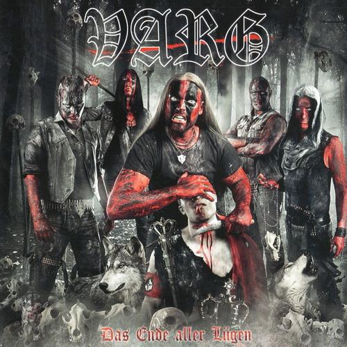Varg - 2016 - Das Ende Aller Lugen [Napalm Rec., NPR 633 DP, 3CD, Germany]