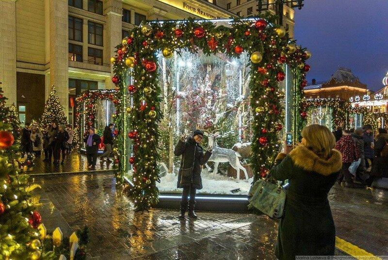 0 17db0f f580b10a XL - Новогодняя Москва: 46 фото