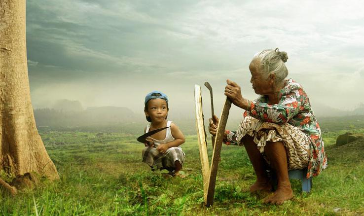– Каждый человек на Земле – это решение чьей-то проблемы, – сказала как-то моя мудрая бабушка. Я оче