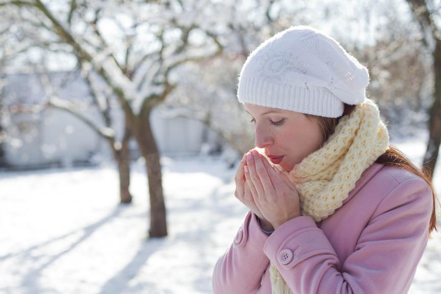 Как одеваться модно зимой – советы для создания образа (1 фото)