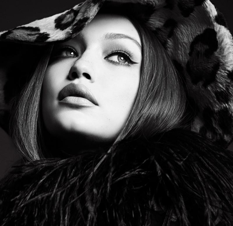 Джиджи Хадид для обложки японского Vogue