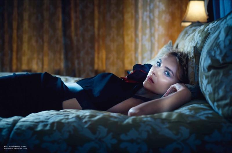 Снежана Онопка в датском IN Magazine (12 фото)