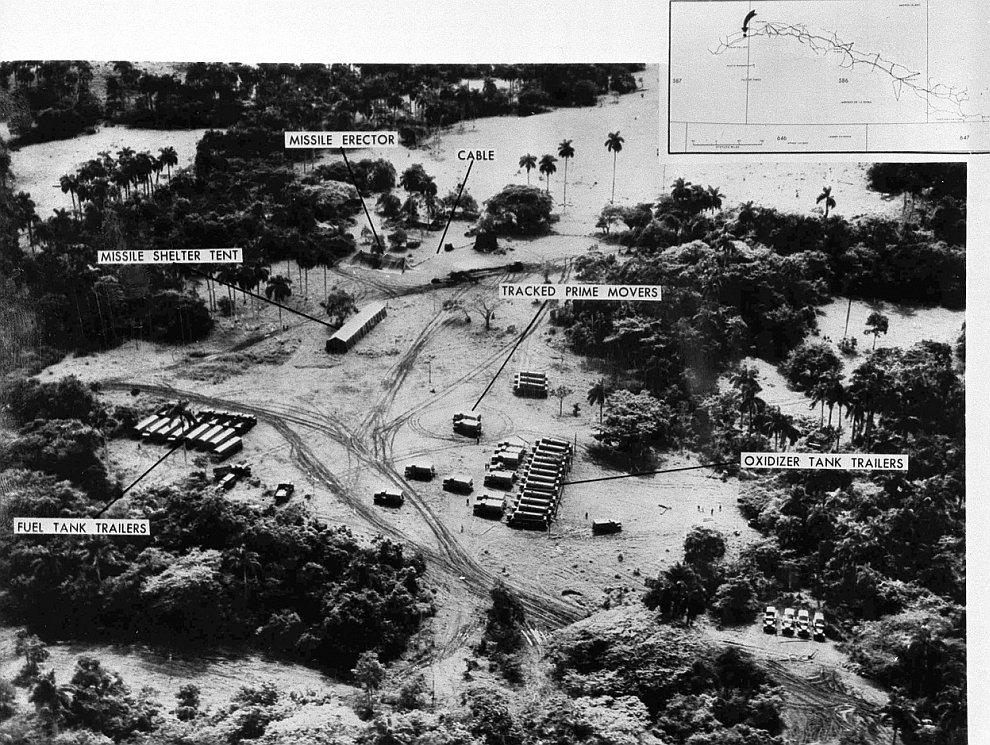 В порядке подготовки к вторжению на Кубу началась переброска американских войск во Флориду. на фотог