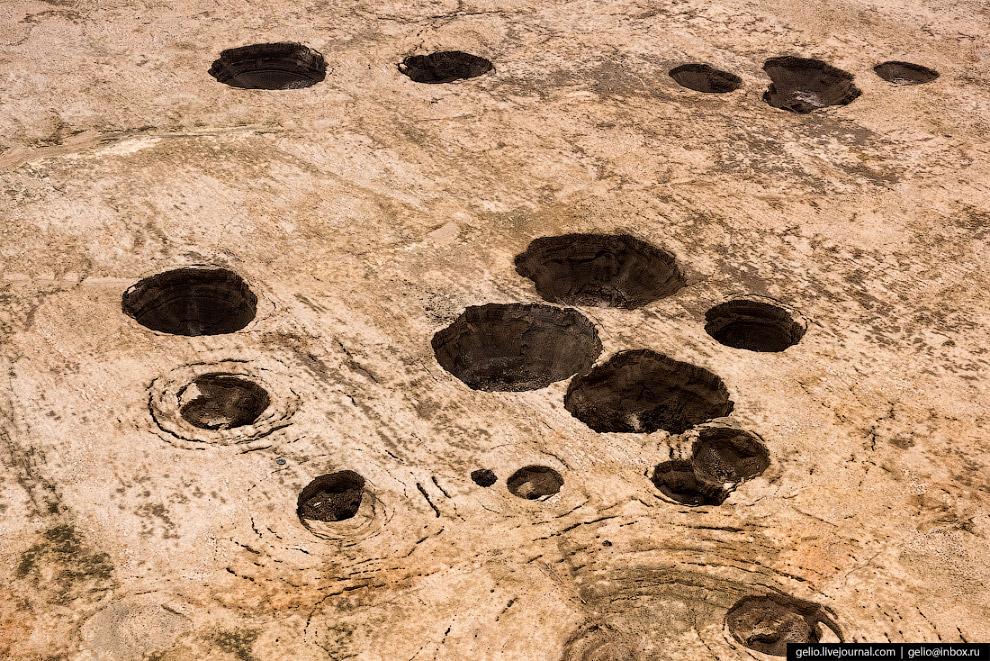 52. Ущелье Хардуф в Иудейской пустыне — один из каньонов в окрестностях Мёртвого моря. Когда-то тут