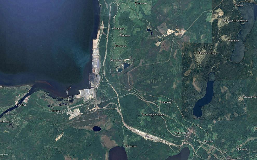 5. Рост грузоборота в порту. Колоссальный скачок случился в 2010-е года, который продолжается.