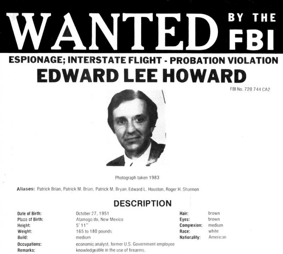 Сотрудник КГБ бежал в посольство США в Риме и на допросах предоставил данные о двух американских офи