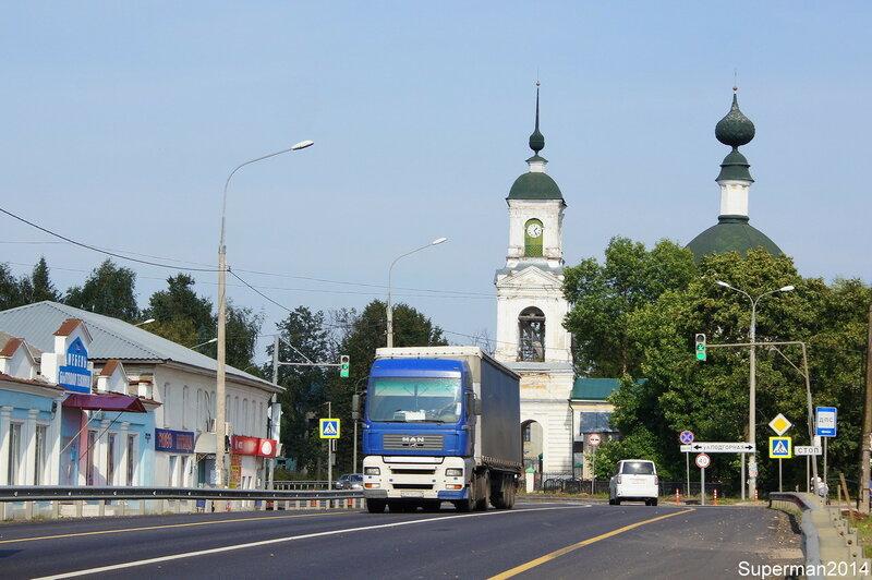 Посёлок Петровское