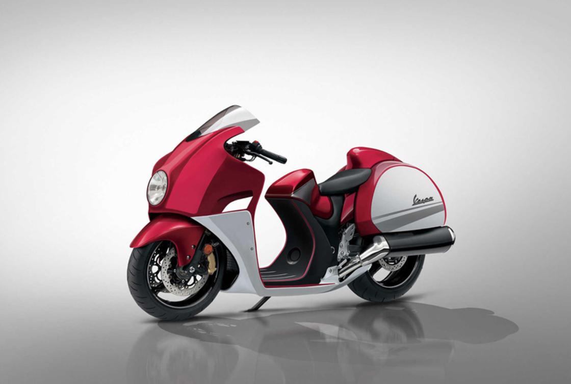 Vespa Superbike