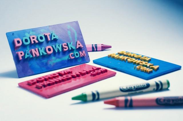Crayon Business Cards