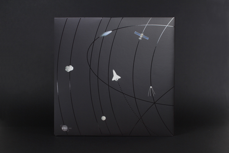The Vinyl Moon Volume 1 Album Cover