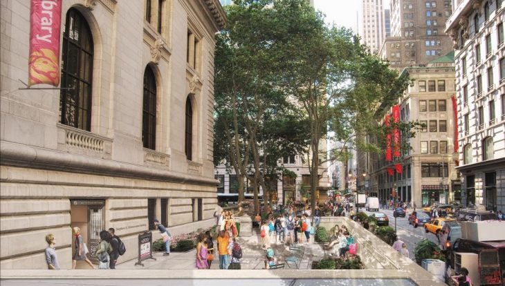 The New York Public Library has unveiled a Master Plan for its iconic Stephen A. Schwarzman Building