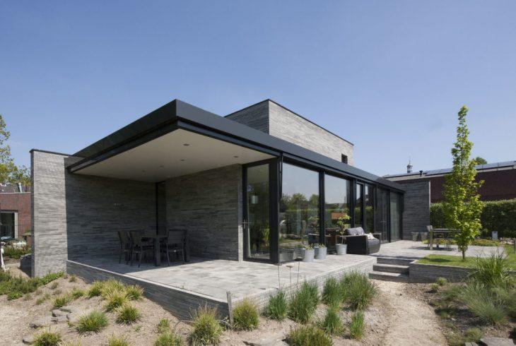 Concrete Brickhouse by Joris Verhoeven Architectuur