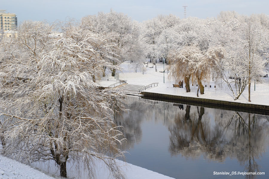 """Пекин"" в снегу"