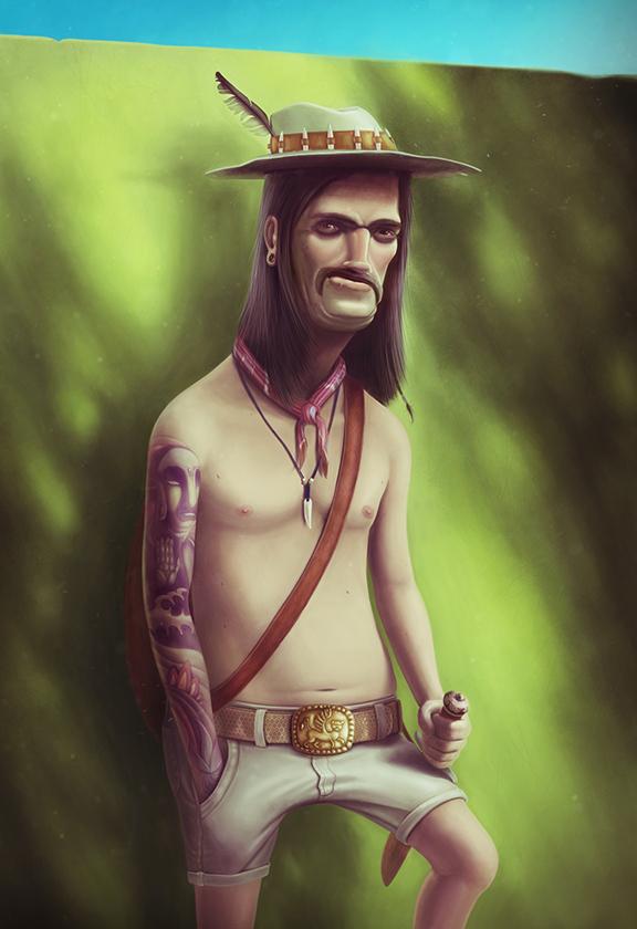 Character Designer - Illustrator - Aleksey Baydakov