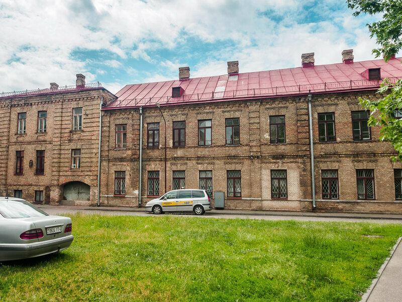 Гродненский двор.