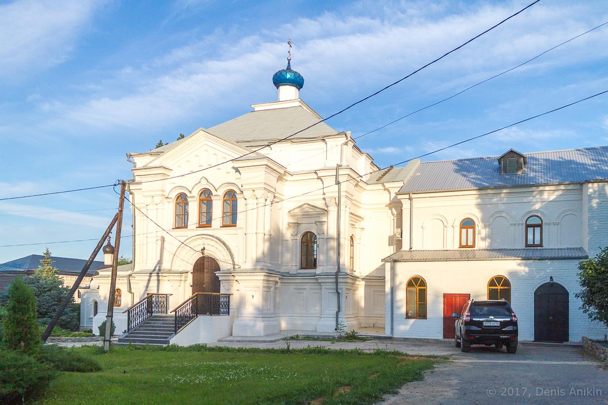 Дубовский Свято-Вознесенский женский монастырь фото 14