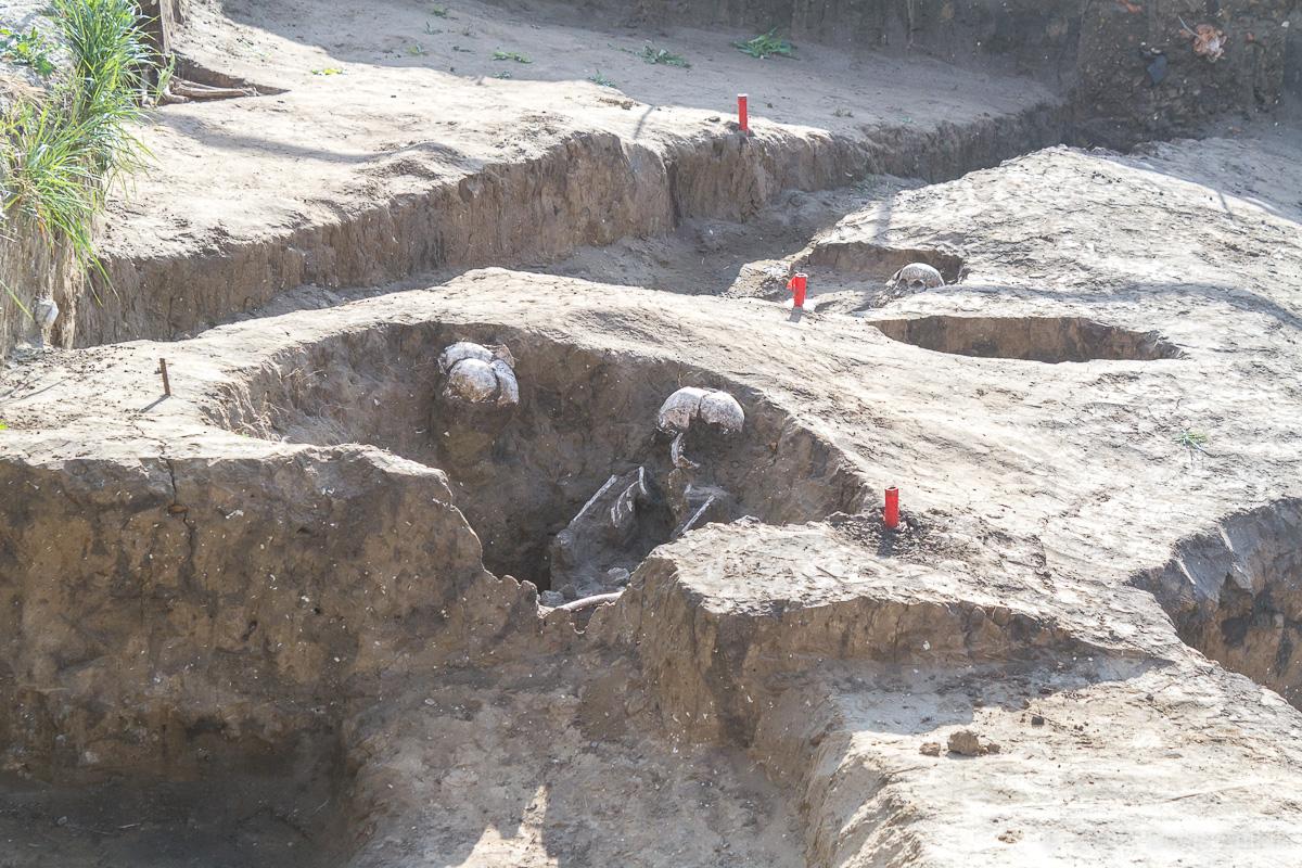 Археологическая площадка на Увеке фото 9