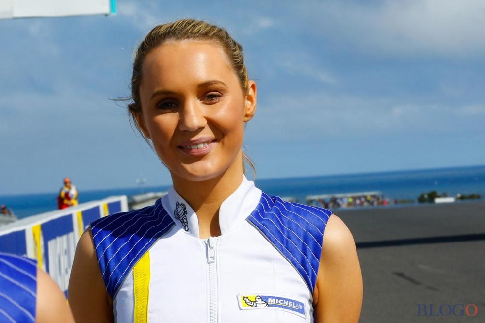 Девушки паддока Гран При Австралии 2017