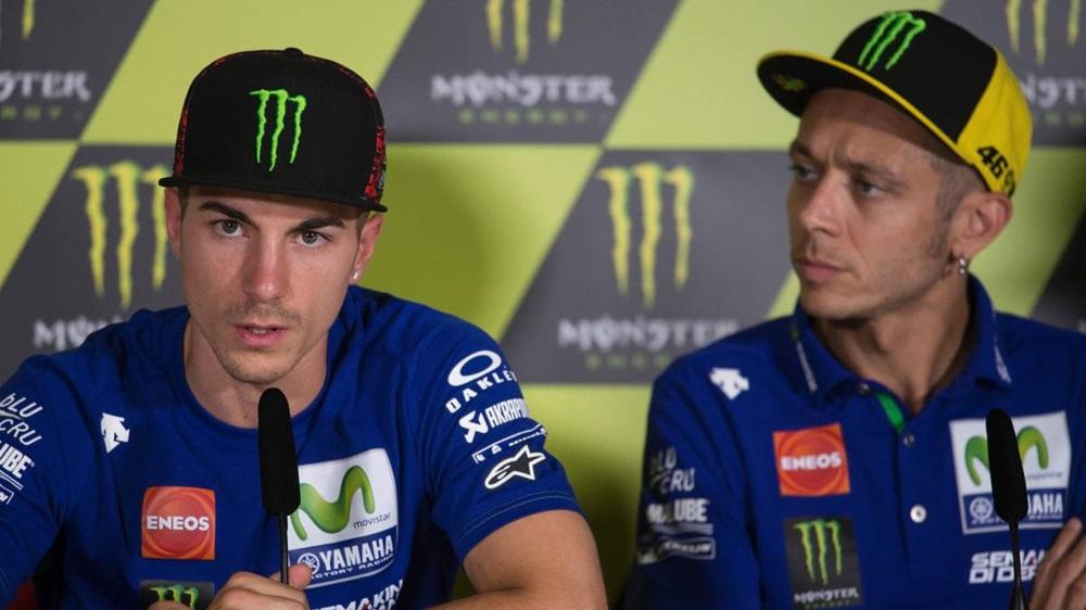 Сводки новостей и слухов MotoGP 2018 #7. Ваньялес прокатился по трассе Кьялами. Виньялес и Лоренцо выразили уважение Валентино Росси...