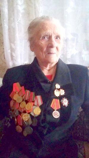 Анна Ивановна Зорина