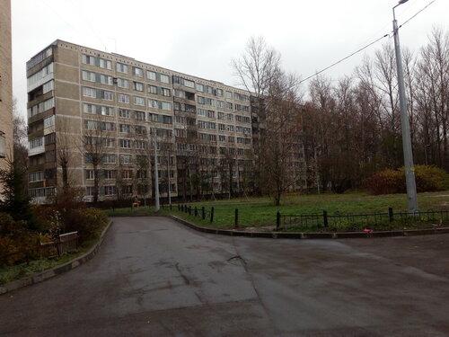 Бухарестская ул. 33к5