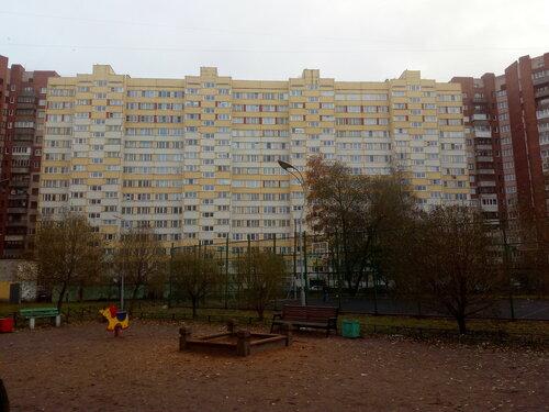 пр. Стачек 105к2, парадные 4-7