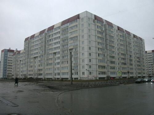 ул. Ижорского Батальона 18
