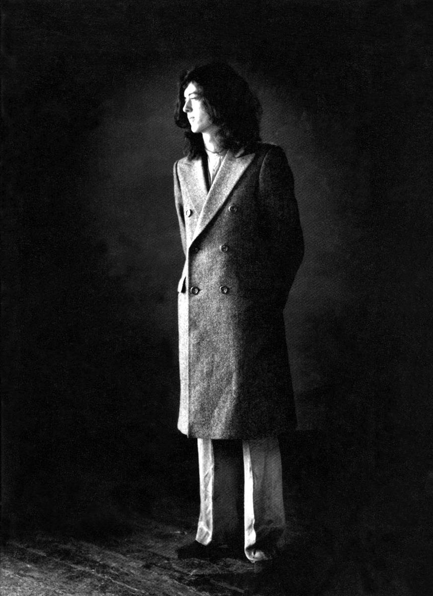 1969. Джимми Пейдж