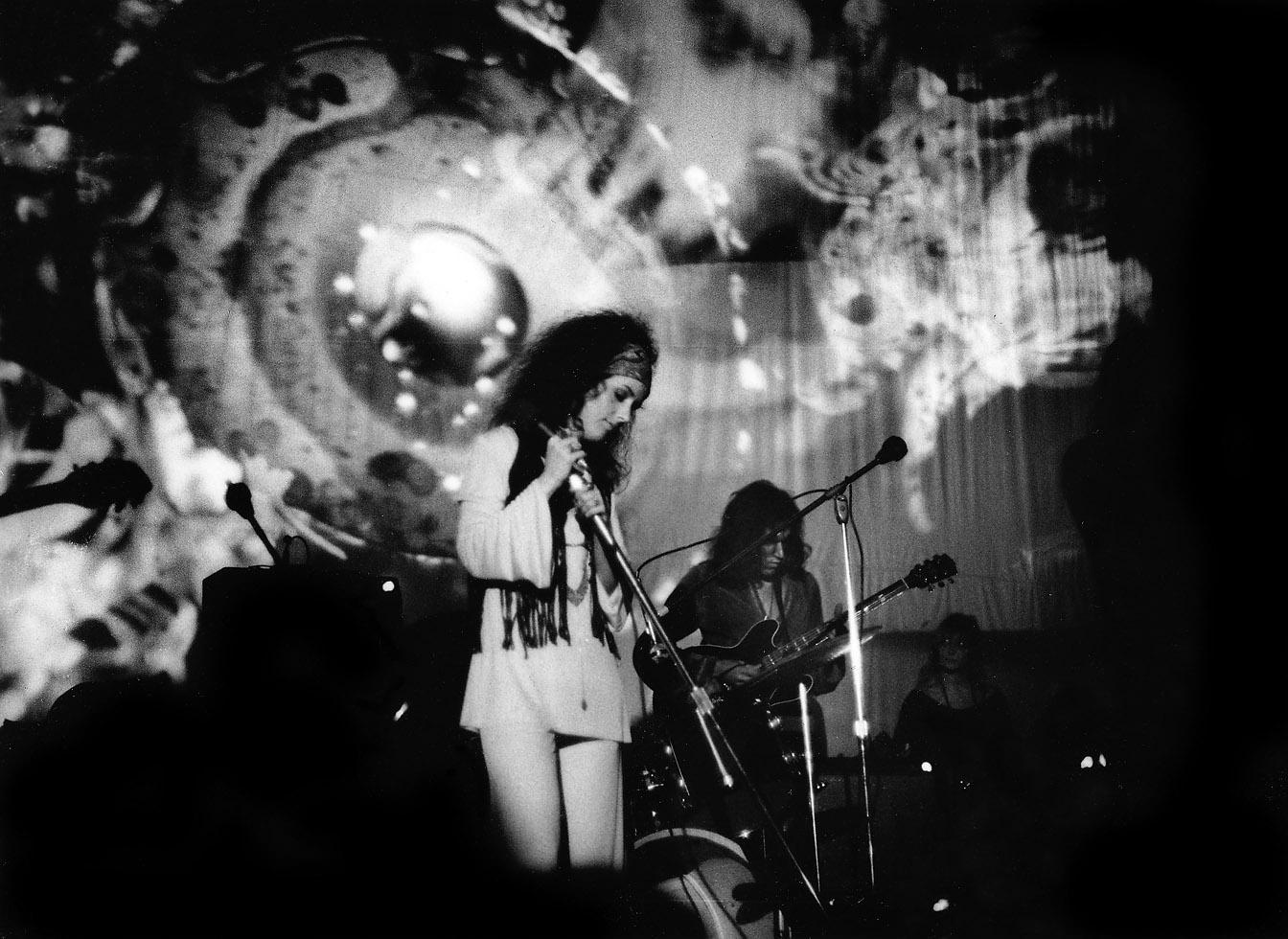 1969. Грейс Слик и «The Jefferson Airplane»