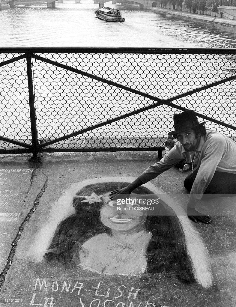 1971. Джоконда моста Искусств