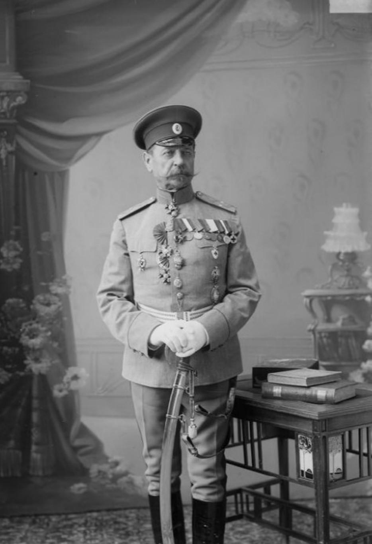 Генерал Шилковский