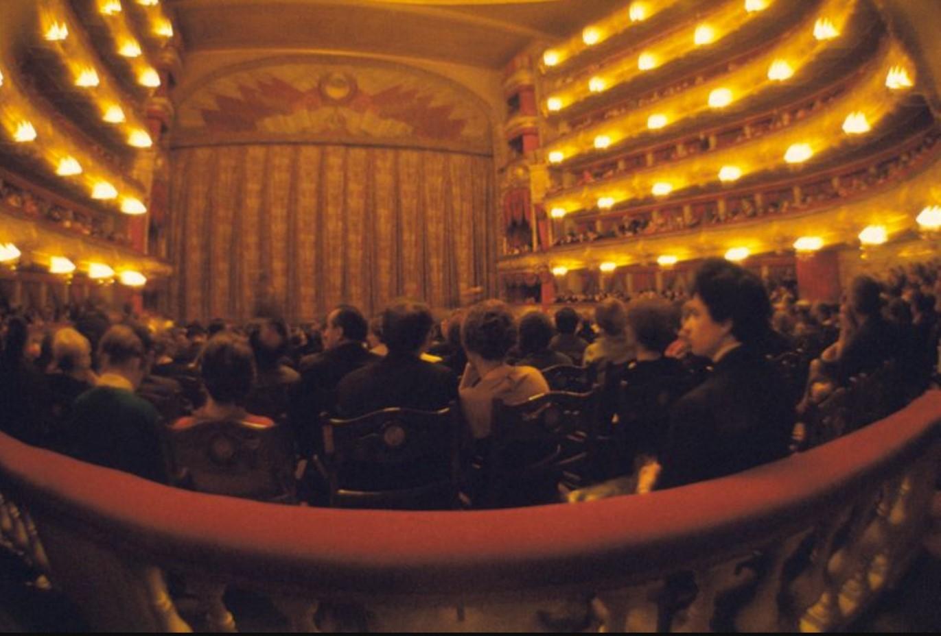 Большой театр. Лебединое озеро