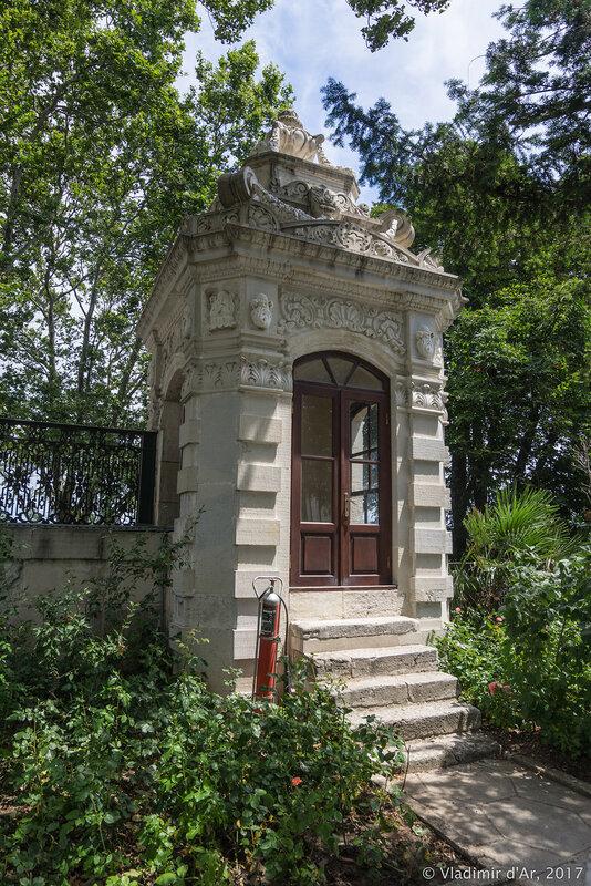Дворец Топкапы в Стамбуле. Ворота Четвертого двора.